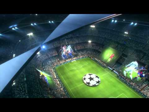 UEFA Champions League 2012-13 HD intro