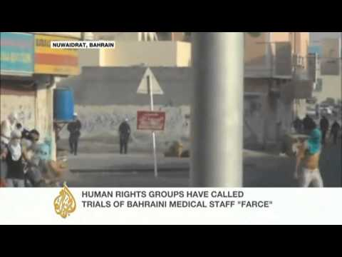 Bahrain Centre for Human Rights on activists- hunger  strike
