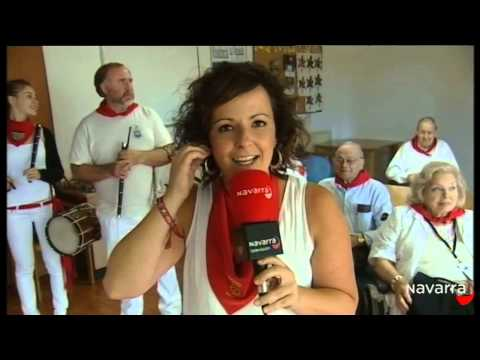 Viva San Fermín 10 julio 2014 parte 3