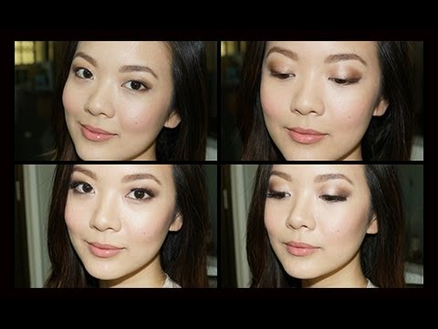 Makeup Tutorial: Easy Everyday Day to Night Smoky Eye (for Monolids and Hooded Lids)
