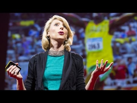 Amy Cuddy: Your body language shapes who you are poster