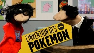 lhistoire raconte par des chaussettes linvention des pokemon youtube