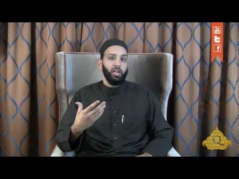 Death of a Loved One - Omar Suleiman - Quran Weekly