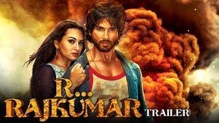 R...Rajkumar - Official Theatrical Trailer   Shahid Kapoor, Sonakshi Sinha, Sonu Sood