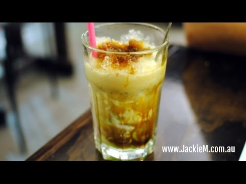 How to Make Ais Cendol (Hangout-on-Air)