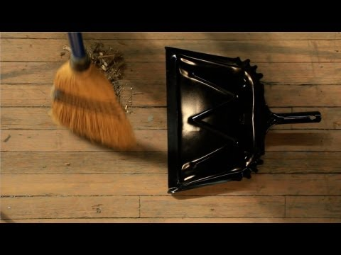 How to Sweep. By Tom Sachs