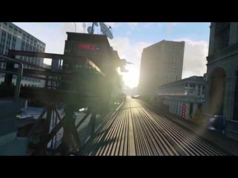 Watch_Dogs - Release Date Announcement Gameplay Trailer