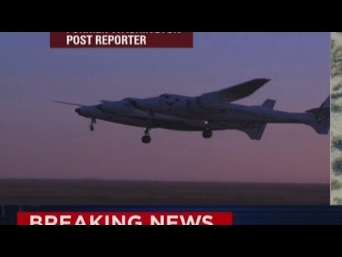 Reporter: Virgin Galactic was too eager with spacecraft