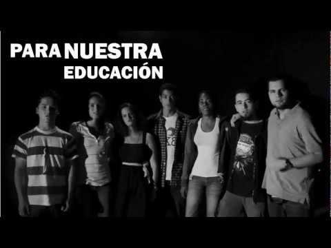 Educacion gratuita para todos! No a la ley 30, no a la reforma neoliberal de Santos!