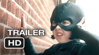 Antboy Official Trailer (2013) - Danish Superhero Movie HD