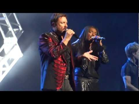 Duran Duran Blame the Machines Live Montreal 2011 HD 1080P