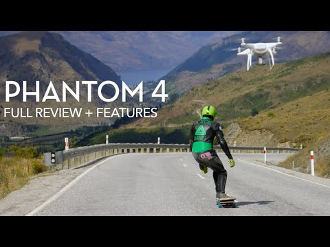 DJI Phantom 4 - All You Need to Know + Full Review