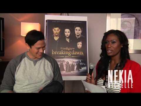 Thumbnail image for 'Twilight Saga Actor Chaske Spencer- FULL INTERVIEW '
