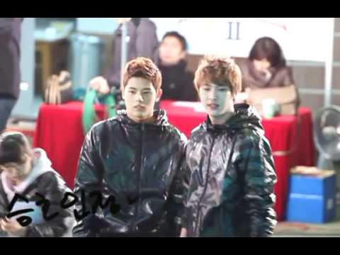 [fancam] Seungho with Ze:A Dongjun @ Dream Team