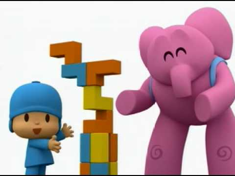 Pocoyo (The Big Sneeze) -Kvcx9MGYr1U