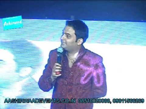 LIVE SHOW WITH LAUGHTER KING KAPIL SHARMA WWW AASHIRWAADEVENTS CO IN 08510020088