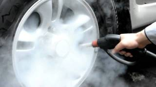 Why Steam Is The Best Way to Cleaning Car Rims