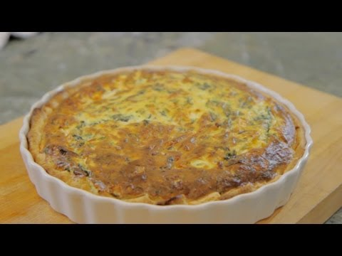 How to Make Quiche - Let's Cook with ModernMom