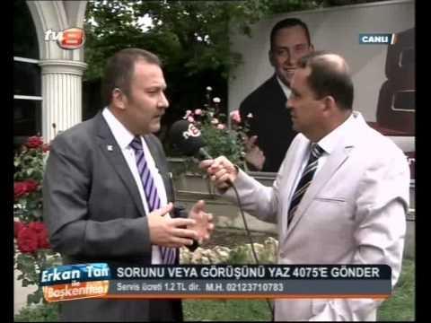 ASMMMO Başkan Adayı Mehmet OKKALI Erkan TAN ile Başkentten Programında