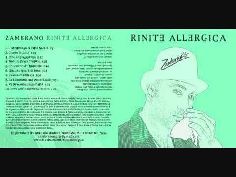 Quattro Quarti Di Luna ZAMBRANO (brano vincitore del concorso mandami una canzone 2011)