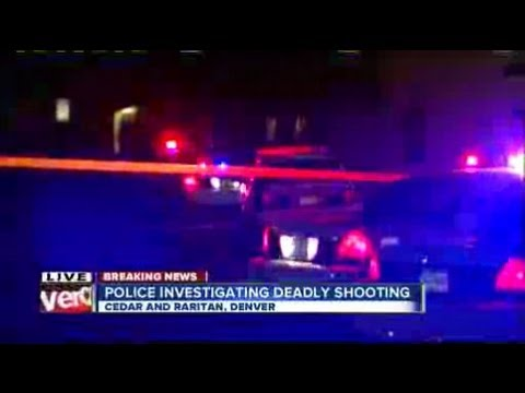 Denver police investigate fatal shooting