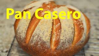 Receta de Pan Casero paso a paso