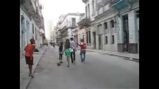 Havana Centro Cuba view on youtube.com tube online.