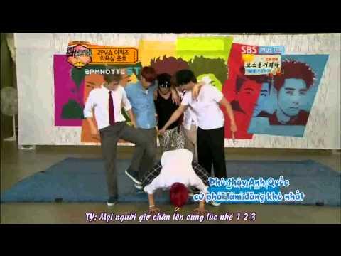 [Vietsub - 2ST] [110917] 2PM Show Ep 10 Part 6