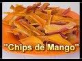 CHIPS DE MANGO - A GOOD SNACK - lorenalara144
