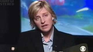 Ellen Degeneres interview: Finding Nemo - YouTube