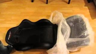 Unboxing - Silla de gaming SpeedBlack - Como ir sentado en mi coche!