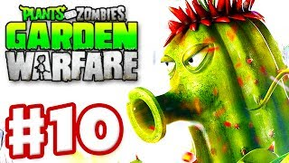 Plants vs Zombies Garden Warfare - Gameplay Walkthrough Part 10 - Garden Ops Xbox One