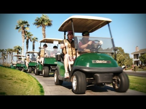 The Golf War -KyDHaKtROZo