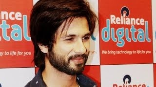 Shahid Kapoor promoting 'R...Rajkumar'