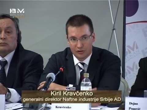 Kiril Kravčenko - Uloga uljnih škriljaca u prevazilaženju energetske krize