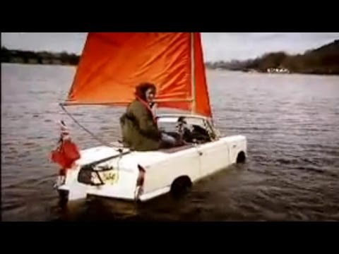 Top Gear - Car-Boat Challenge - BBC