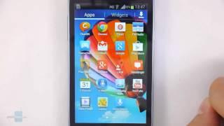 Vidéo : Test Samsung Galaxy Core