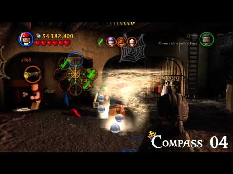 100% Collection Guide: Tortuga (1-2) --- LEGO Pirates of the Caribbean --- Minikits