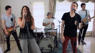 Bruno Mars - Treasure (Savannah Outen & The New Velvet) - Live Cover