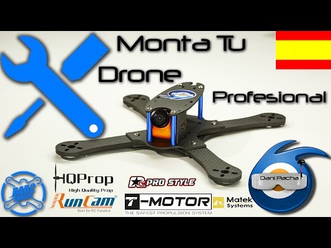 Montaje Dron De Carreras Pro Darc Pacha Edition 210mm - UCVZZd0FobufL7jImQn9mRQQ