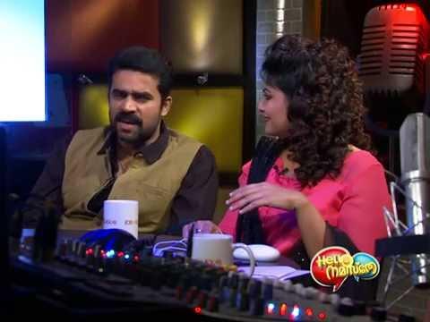 Hello Namasthey Mazhavil Manorama Episode 5 Vijay Babu & Sandra Thomas