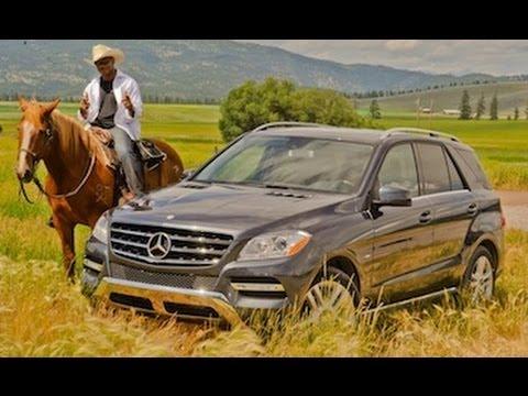 2012 Mercedes-Benz M-Class Test Drive