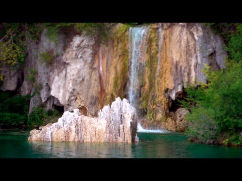 Plitvice Lakes National Park (HD)