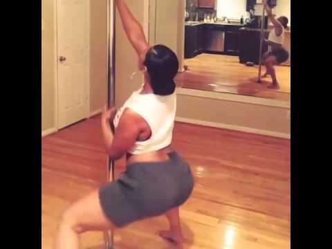 Big booty Maliah Michel Hot Twerking