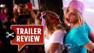 Instant Trailer Review - Spring Breakers (2012) Selena Gomez, Vanessa Hudgens Movie HD