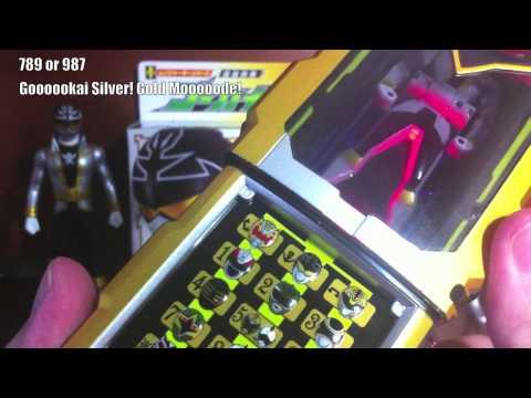 Review: Gokai Cellular (Kaizoku Sentai Gokaiger)