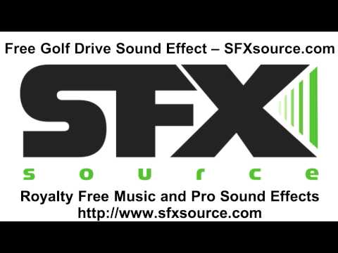 Free Golf Drive Sound Effect - SFXsource.com