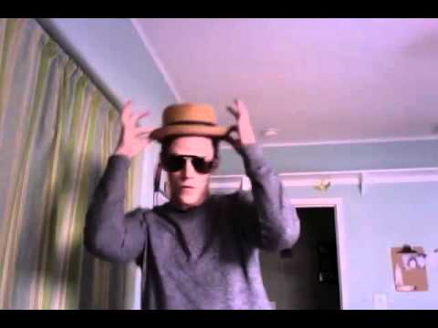 "Grant Gustin cover ""Moves Like Jagger"""