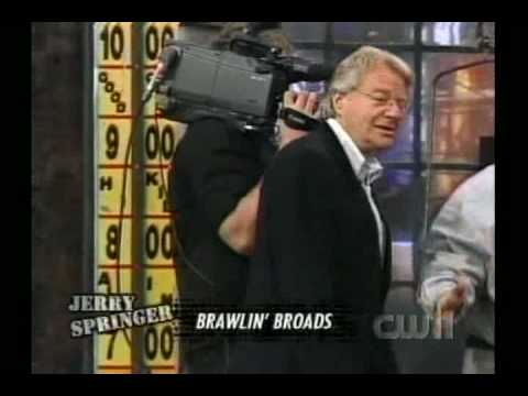 Jerry Springer - Brawlin Broads (Part 4 of 5)