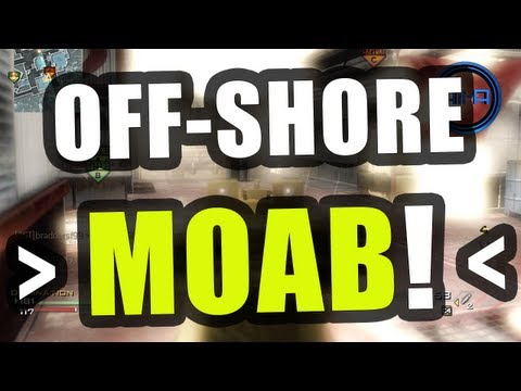 "MW3 ""OFF-SHORE"" MOAB! - Spawns, Tips & Tricks! - (Modern Warfare 3 Gameplay Offshore Off Shore)"